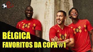 Belgas rejeitam rótulo de melhores da Copa e elogiam seleção brasileira youtube 2018