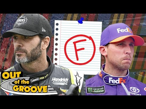 Grading Every NASCAR Driver's 2018 Season