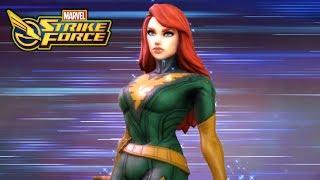 Dark Phoenix Unlocked - Marvel Strike Force - Msf