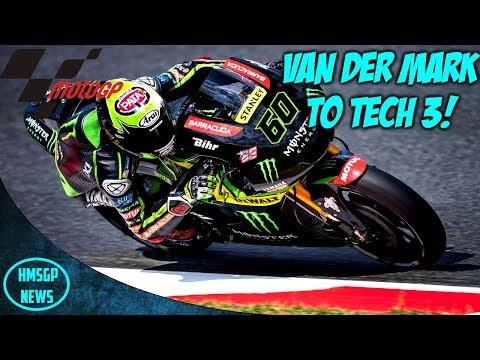 MotoGP News: Michael Van Der Mark to replace Jonas Folger!
