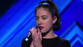 Mahalia - Just Like a Star - The X Factor Australia 2015