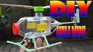 Cara Membuat Helikopter Sangat Gampang(helikopter listrik)