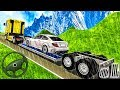 Off-Road Cargo Transport Hill Truck Driving Simulator - Android GamePlay