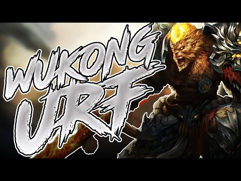 URF 2017 WUKONG - COMBACK IS REAL - Ultra Rapid Fire 2017 Wukong