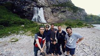 WOUT-trip №1 p.4.1 Абхазия, мал. Рица, Гегский водопад, рафтинг, Гагры роуп!(новый выпуск: http://youtu.be/CGgbARNf3Ug 11 дней экшена по Абхазии и Краснодарскому краю!. подробнее о нас: http://instagram.com/wout_..., 2015-01-03T09:47:45.000Z)
