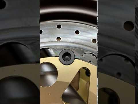 Bad rotational wear on original discs