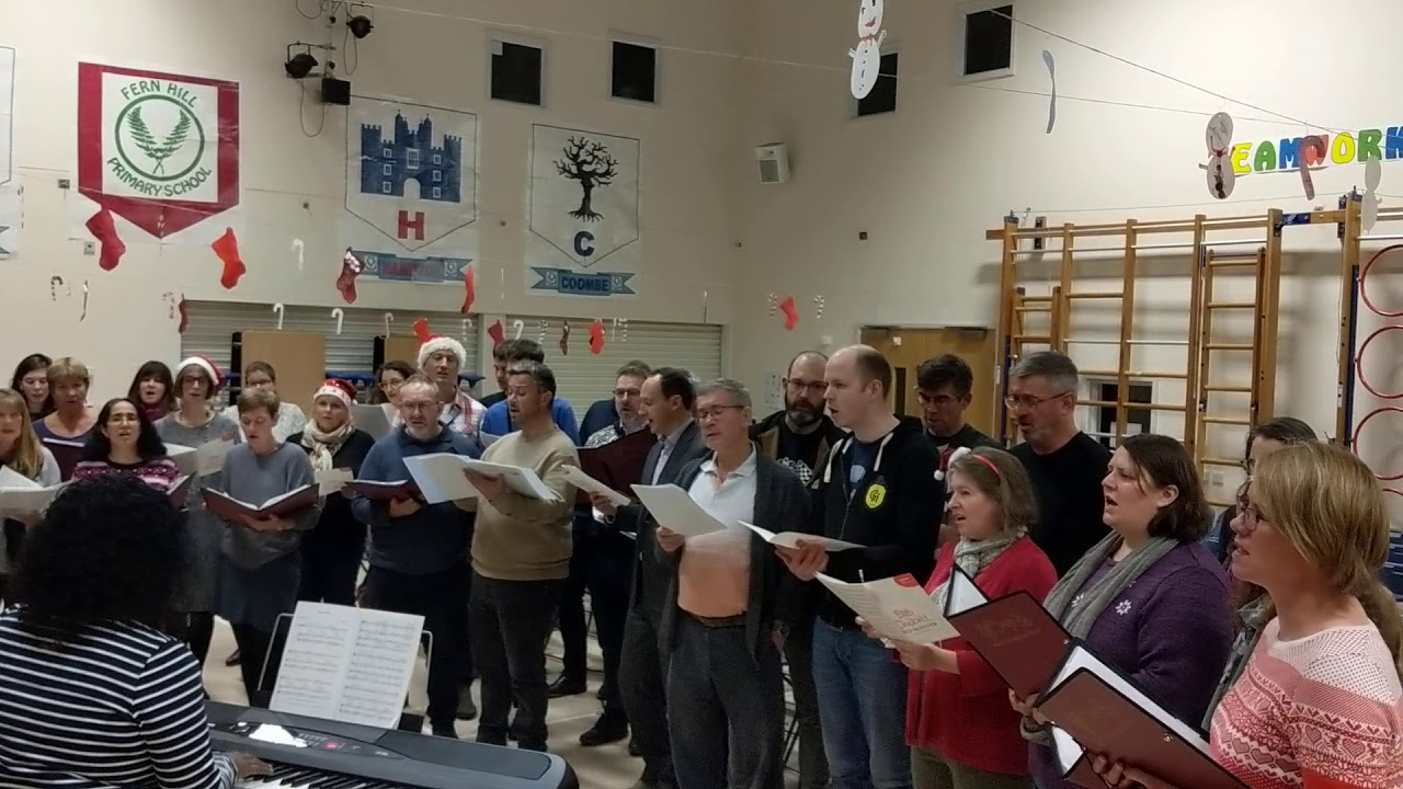 Mid Winter - Rehearsal December 2019