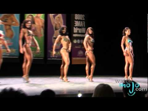 Female Fitness Model Competition Guide