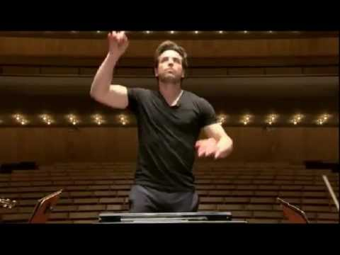 Ola Rapace - beethoven 5th symphony (world famous conductor last performance)