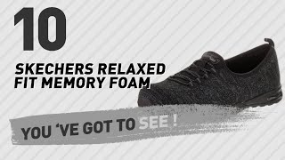 Skechers Relaxed Fit Memory Foam // Popular Searches 2017