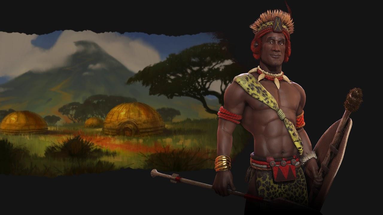 Zulu Theme - Atomic (Civilization 6 OST) | Uthe Ubhuti Asizomlanda; Halala; Bayisa