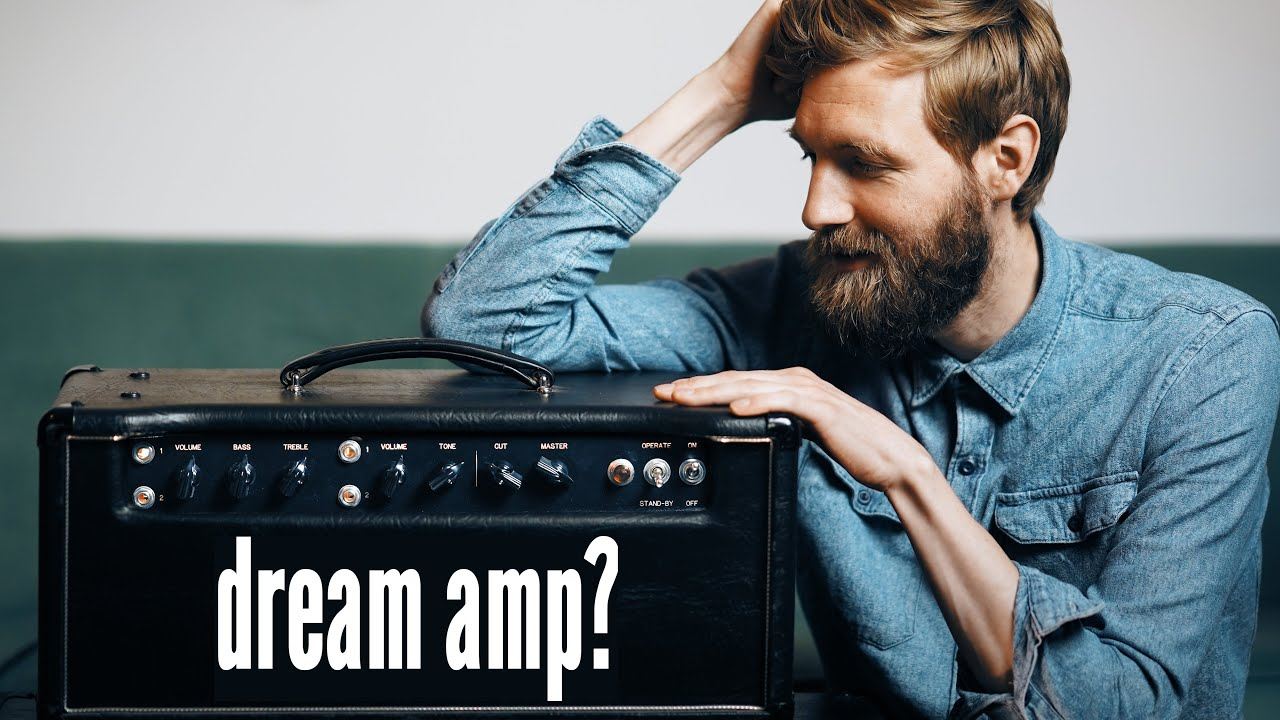 THE BEST SOUNDING AMP I'VE EVER PLAYED // Will  it hold up against digital modellers?