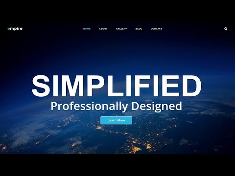 NEW NEW NEW!! How To Make a WordPress Website! – 2018