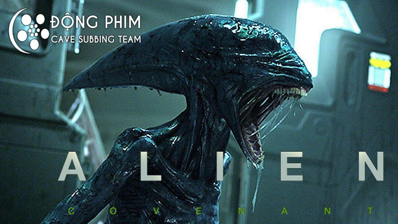 [Vietsub] Alien: Covenant | QUÁI VẬT KHÔNG GIAN 2017 | Official Trailer  (HD) - YouTube