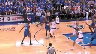 2011 NBA Playoffs: Oklahoma City Thunder vs. Dallas Mavericks - Game 1