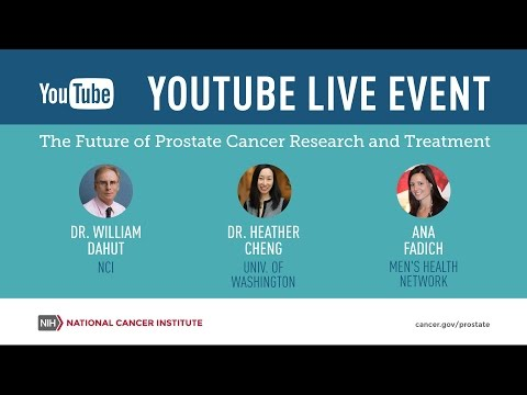 The Future of Prostate Cancer Research and Treatment