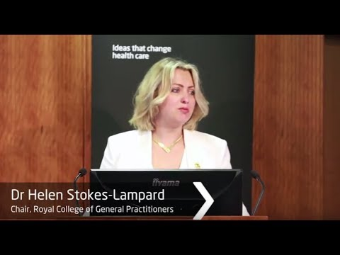 Helen Stokes-Lampard: Social prescribing and the current NHS landscape