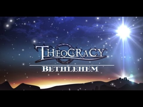 Theocracy - Bethlehem (Lyric video)