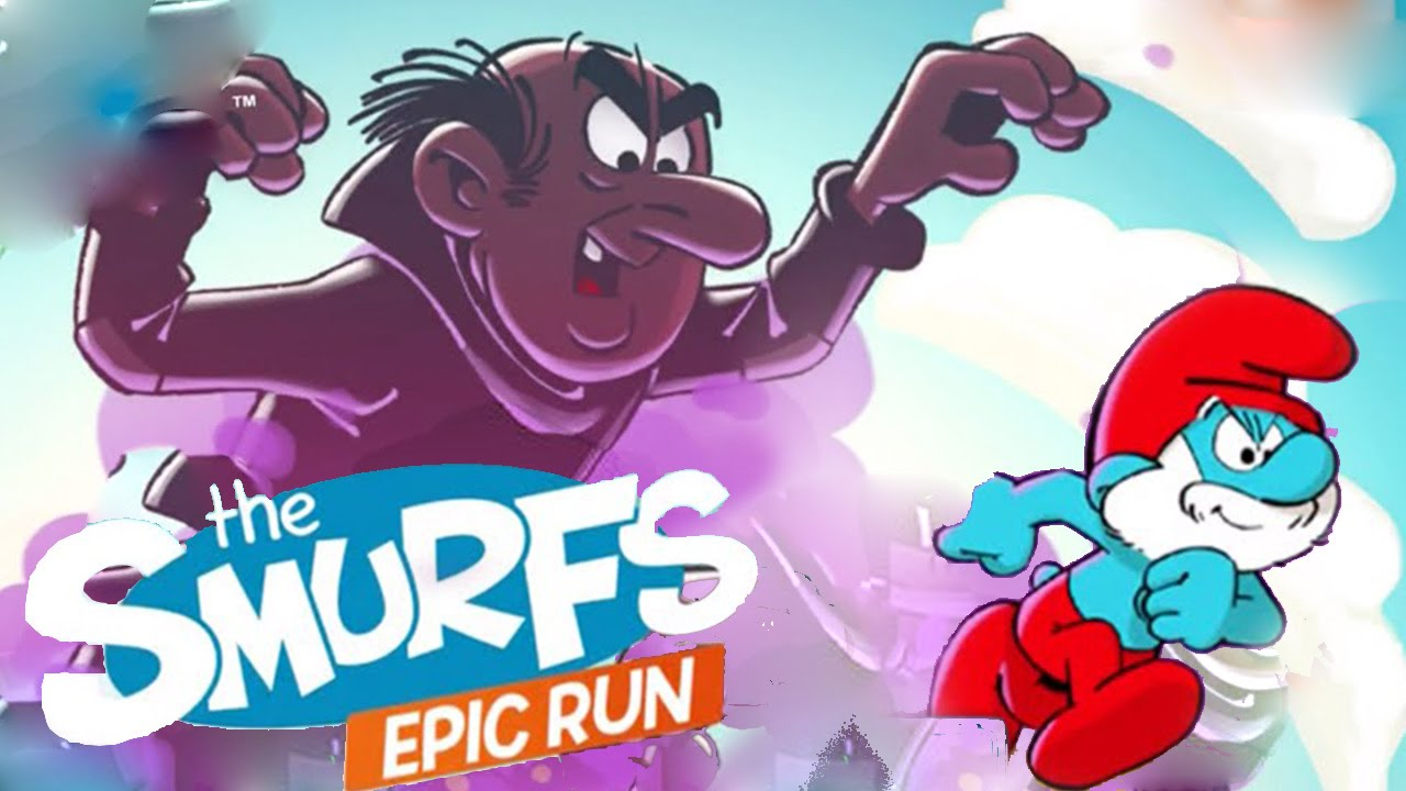 Smurfs Epic Run (By Ubisoft) iOS / Android Gameplay Video - YouTube