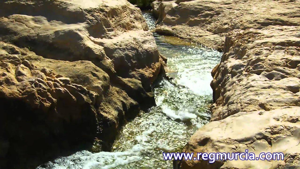 Paisajes de la Región de Murcia: Fuente Caputa - YouTube