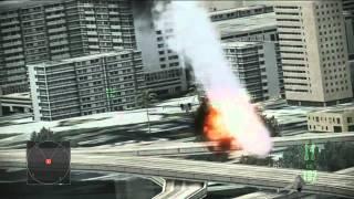 Ace Combat: Assault Horizon - Tutorial Gameplay