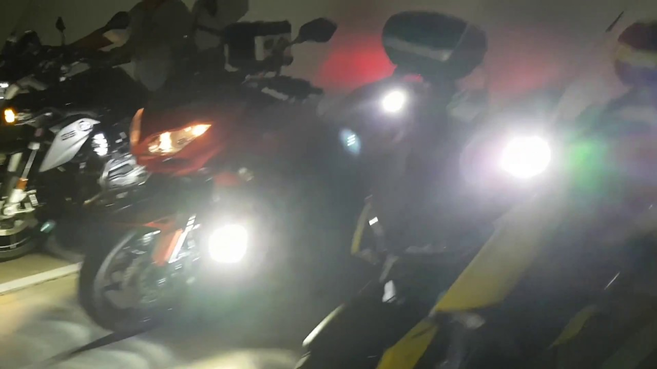 Spotlight Two Wheels Tourist Youtube Lp530 Led Wiring Harness