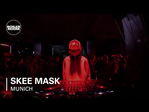 Skee Mask Boiler Room Munich DJ Set