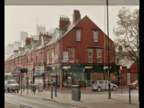 Newcastle - Heaton Now And Then.
