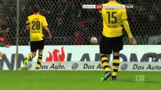 Werder Bremen vs. Borussia Dortmund