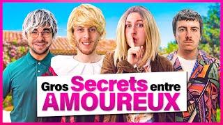 Gros Secrets Entre Amoureux - Le Monde à L'Envers
