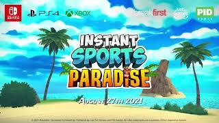 Trailer Instant Sports Paradise (EN)