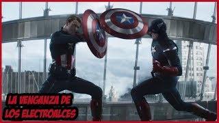 El Viaje En El Tiempo En Avengers Endgame EXPLICADO – MCU -