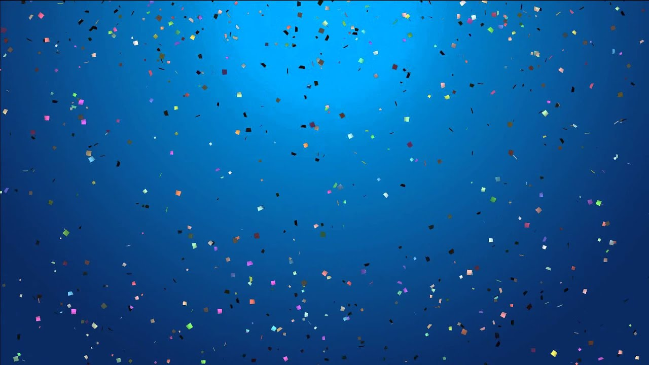 Video Background For Birthday
