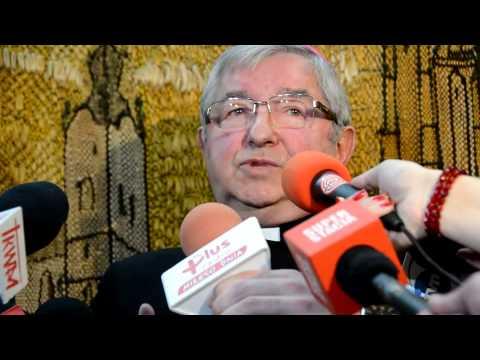 Abp Głódź: po spotkaniu Komisji Wspólnej Rządu i Episkopatu