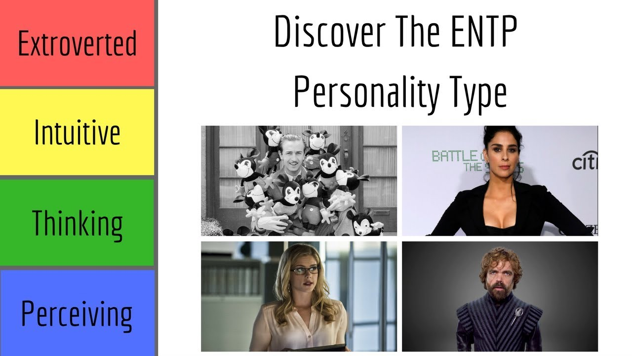 "ENTP Personality Type Explained | ""The Debater"" - YouTube"