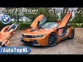 2019 BMW i8 Roadster First Edition REVIEW POV Test Drive on AUTOBAHN & ROAD by AutoTopNL