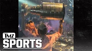 Washington Capitals Rage With Stanley Cup, Tiesto in Vegas Club | TMZ Sports