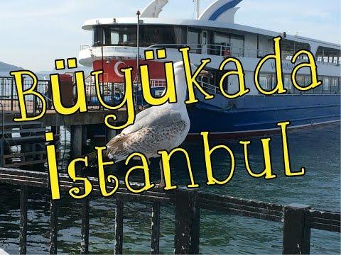 Büyükada / İstanbul / ВЛОГ