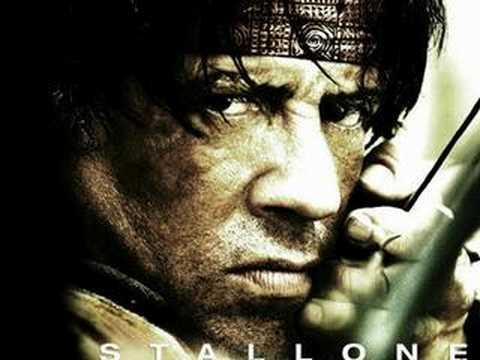 Rambo 4 Soundtrack - 19.Rambo Main title HD