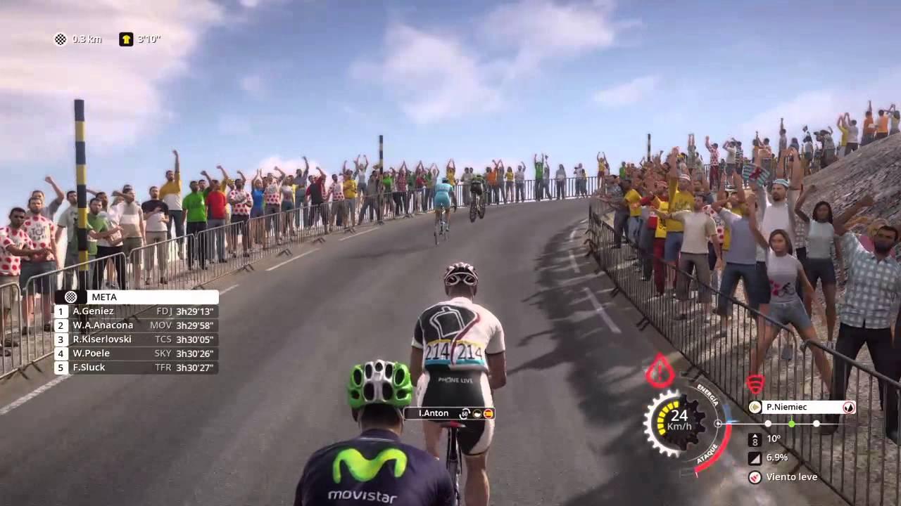 Mont Ventoux-Tour de France 2015