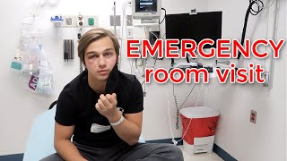 TRIP to the EMERGENCY ROOM!