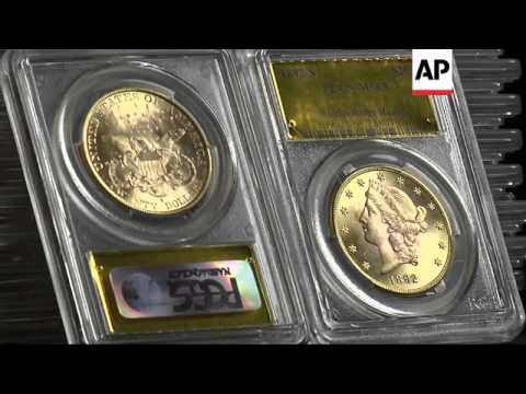 A couple stumbled across a canister of 1,400 gold coins in California's Sierra foothills. They asked