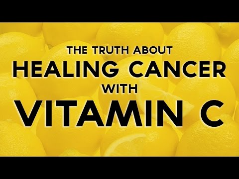 The TRUTH about HEALING CANCER with VITAMIN C