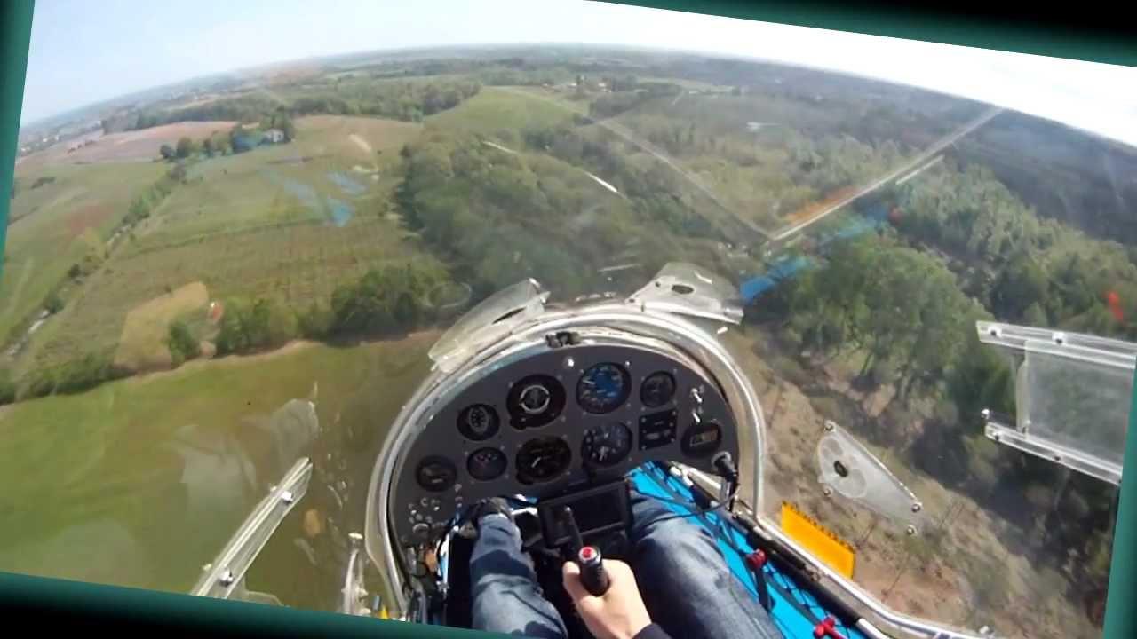 Eurofly Firefox Plane Smooth Landing