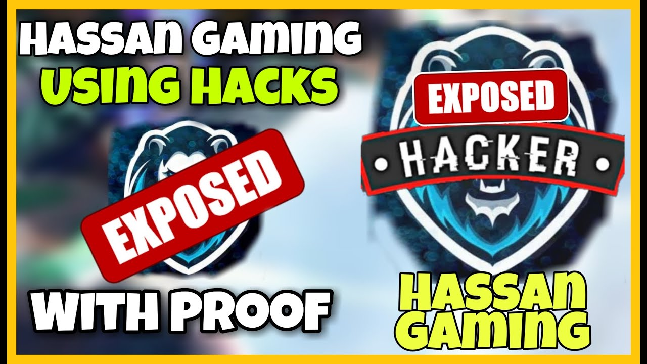 Hassan Gaming Using Hacks | with Proof | 1v1 TDM