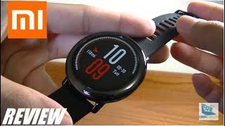 REVIEW: Xiaomi Huami Amazfit Pace Sports Smartwatch!