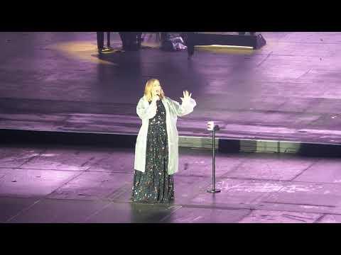 Hello - Adele, Arena di Verona 29/05/2016