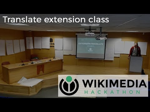 Translate extension class