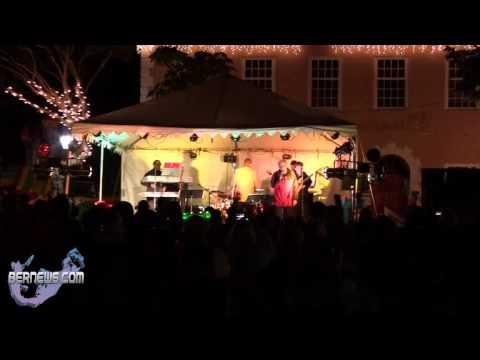 New Years Eve St George's Bermuda, Dec 31 2012
