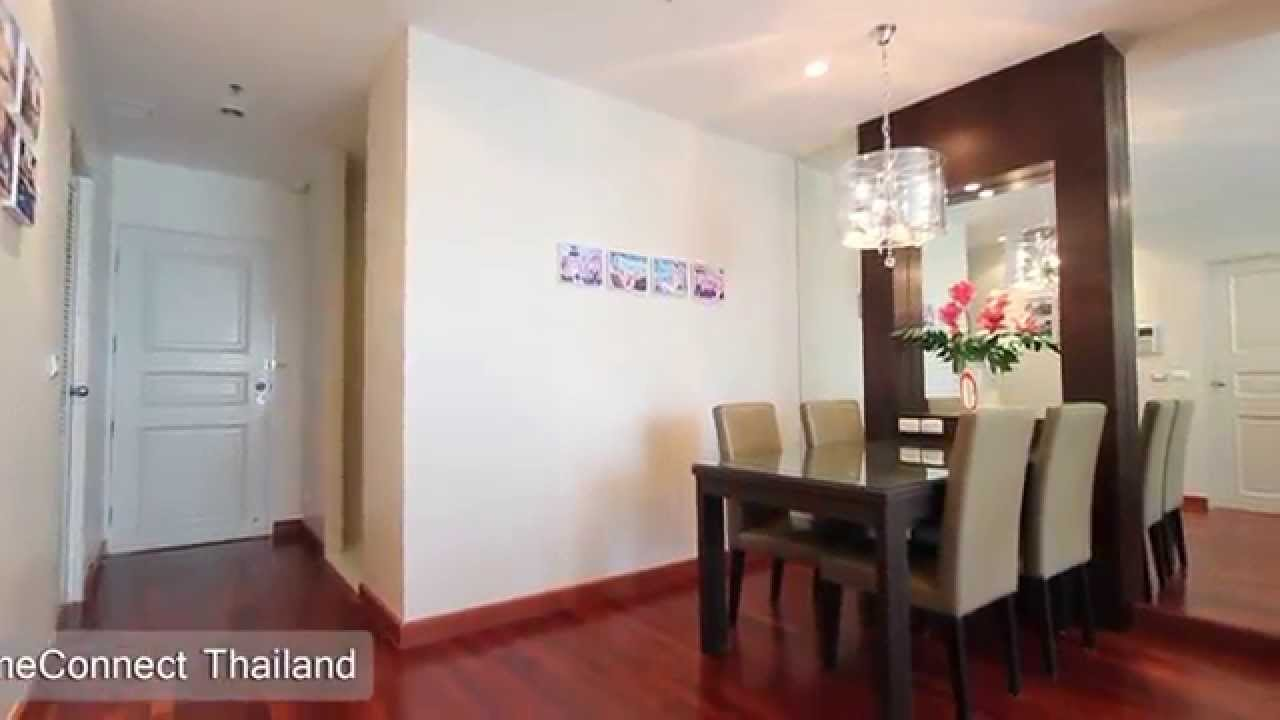 2 Bedroom Condo For Rent At Master Centrium Cd010028 Youtube